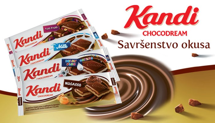 Our new story - Kandit Chocodream Chocolates