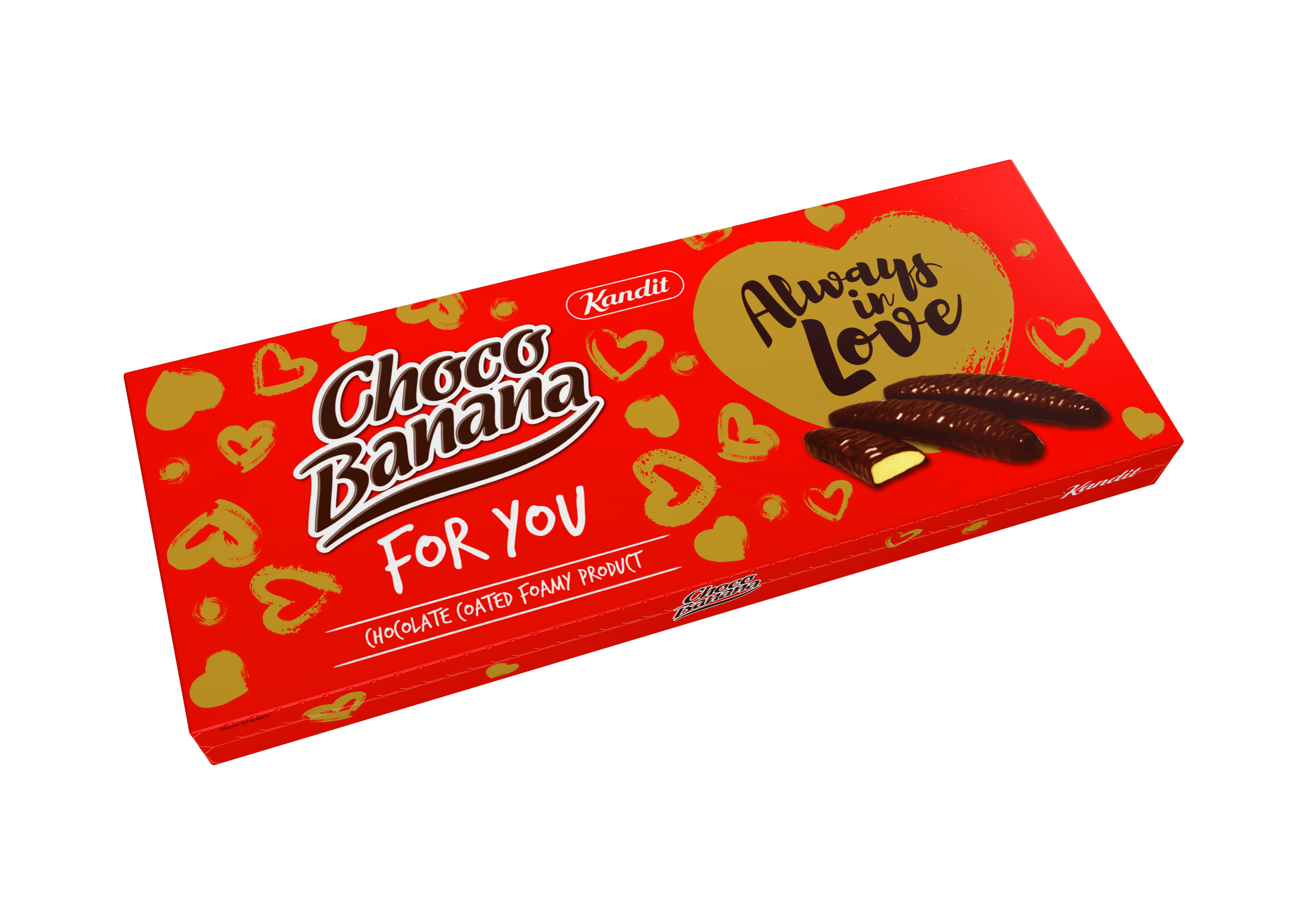 "Choco banana ""For you 280"" g"